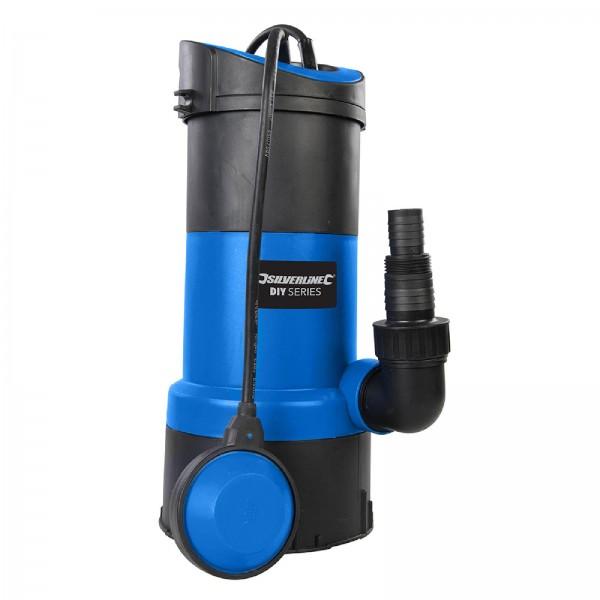 Rein- und Schmutzwasser-Tauchpumpe, 750 W 750 W