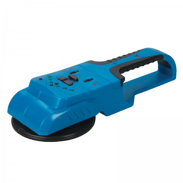Silverline - 3-in-1-Detektor für Holzbalken, Metall und Wechselspannungsleitungen