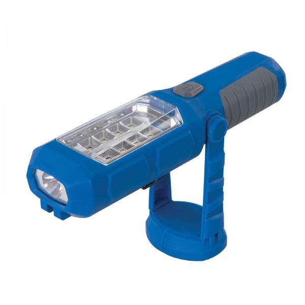Silverline - Magnetische SMD-LED-Inspektions- und Taschenlampe