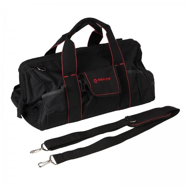 Dickie Dyer - Extra geräumige Werkzeugtasche mit 31 Fächern