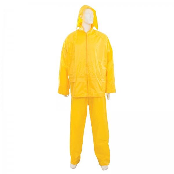 Silverline - Regenanzug, gelb, 2-tlg.