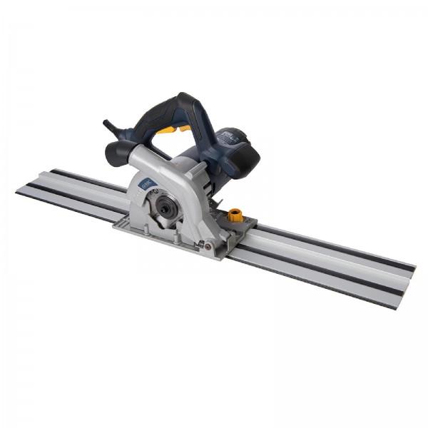 GMC - Kompakte Tauchsäge mit Schienensystem, 1050 W, 110 mm