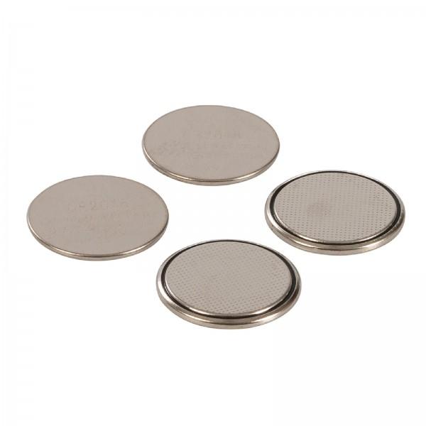 Lithium-Knopfzellenbatterien, CR2016, 4er-Pckg. CR2016