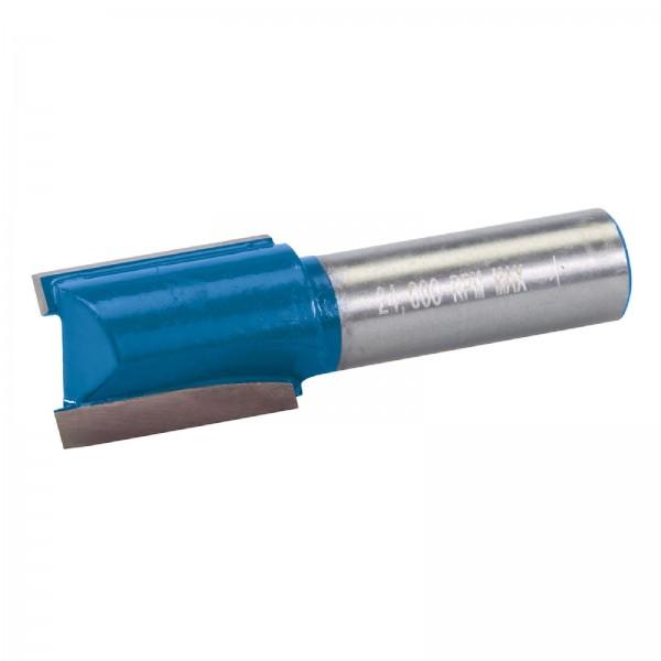Silverline - Nutfräser, metrisch, 12 mm