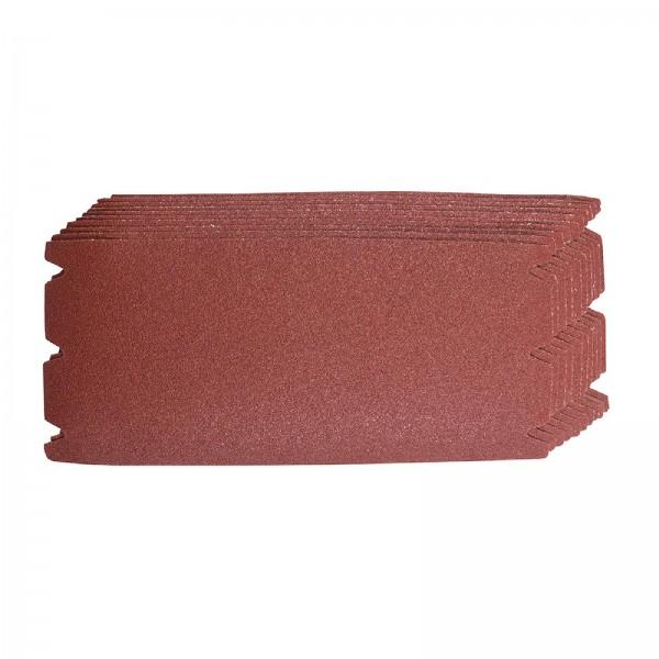 Silverline - Schleifblätter für Fußbodenschleifer, 10er-Pckg.