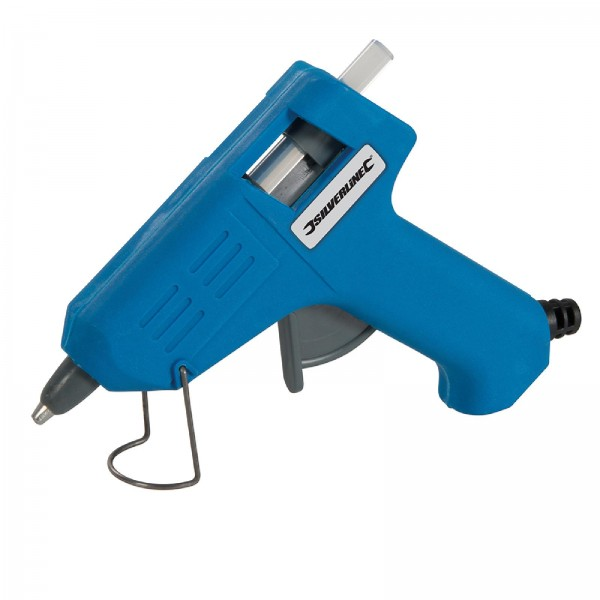 Silverline - Mini-Heißklebepistole