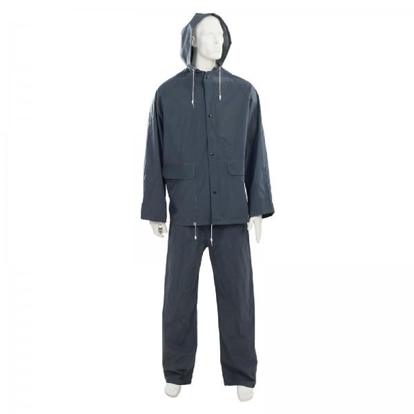 Silverline - Regenanzug, blau, 2-tlg.