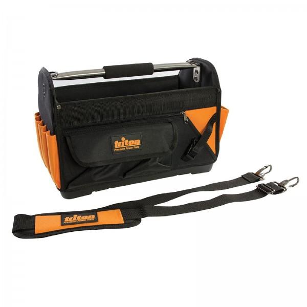 Triton - Offene Gerätetasche mit hartem Boden