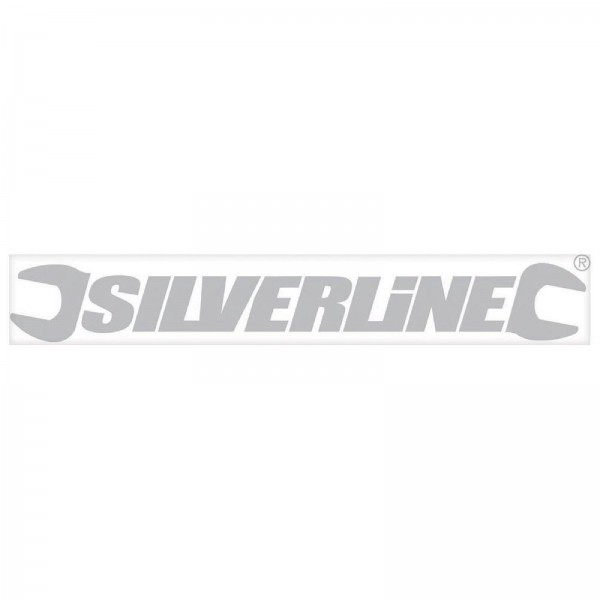 Silverline - Fensteraufkleber