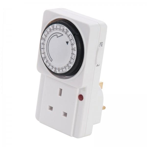 PowerMaster - Mechanische Zeitschaltuhr, 230 V