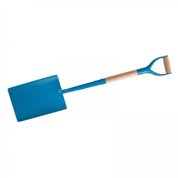 Silverline - Geschmiedete, zulaufende Schaufel mit Eschenholzstiel und YD-Griff aus Metall