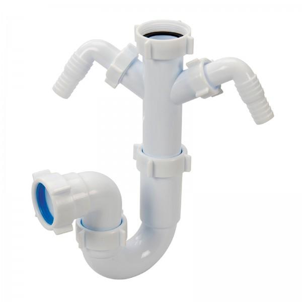 Plumbob - Spül- und Waschbeckensiphon