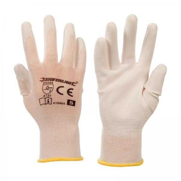 Silverline - Weiße Handschuhe