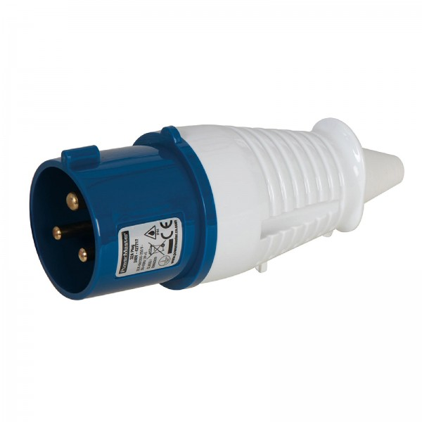 Stecker, 32 A 230 V, 3-polig