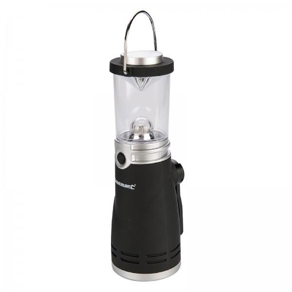 Silverline - LED-Dynamo-Laterne
