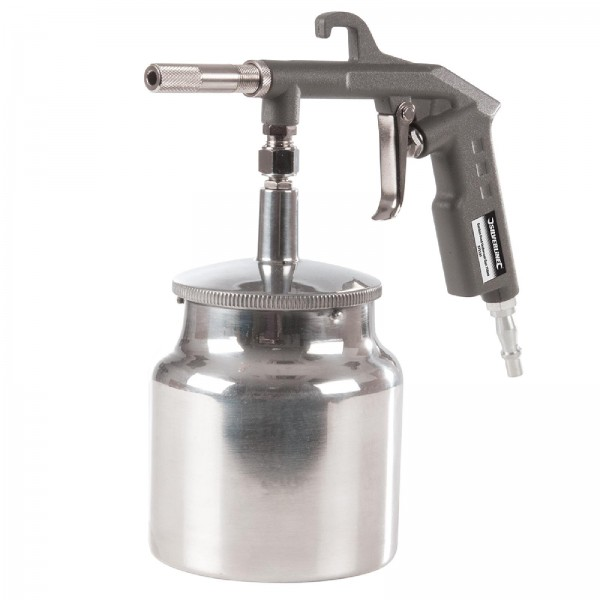 Silverline - Grundierungsspritzpistole mit Behälter