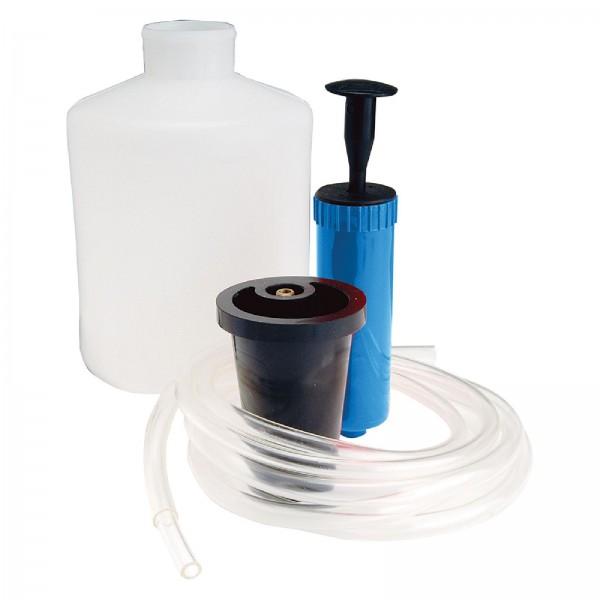 Silverline - Öl- und Flüssigkeitsabsaugpumpe, 1,5 l