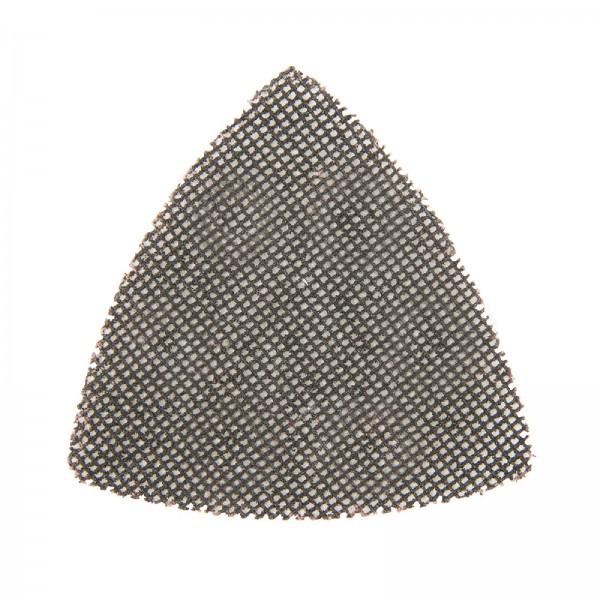 Silverline - Delta-Klettschleifgitter, 105 mm, 10er-Pckg.