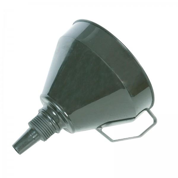 Silverline - Kunststoff-Trichter mit Filtersieb