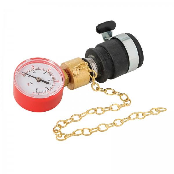 Dickie Dyer - Wasserdruckmanometer