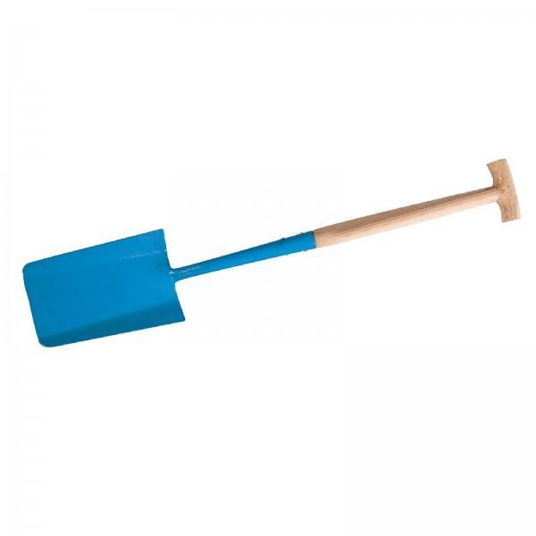 Silverline - Geschmiedete Kabelgrabenschaufel mit Eschenholzstiel und T-Griff